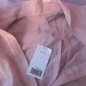 NWT Silk Tunic